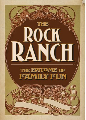 rock ranch signage copy